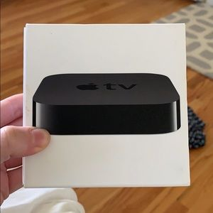 NEW unopened Apple TV (3rd generation)